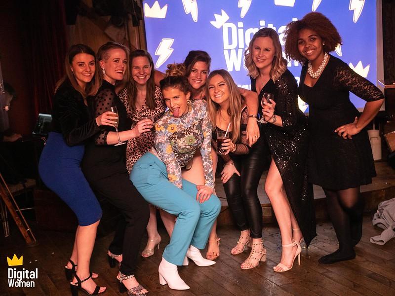 digi women party