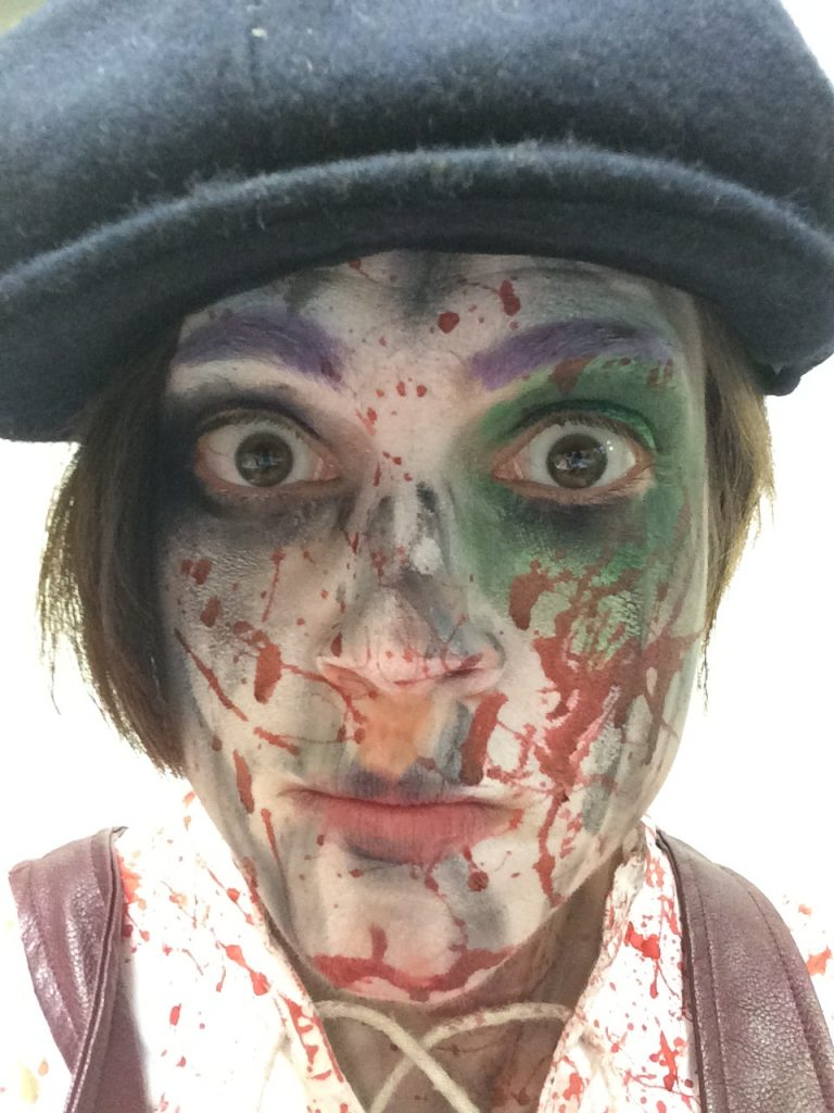 scare actor